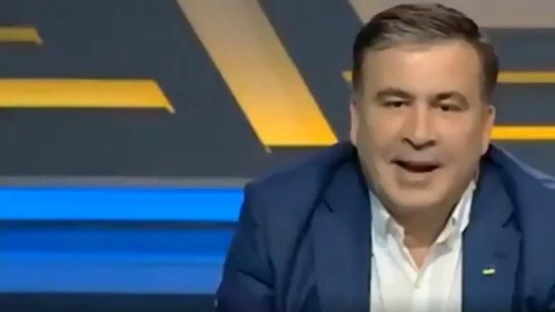 Перепалка Саакашвили и Ляшко