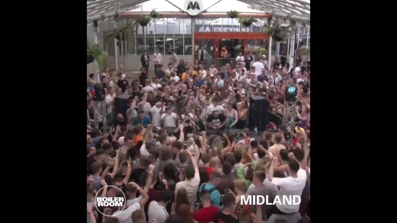 Boiler Room AVA Festival - Midland
