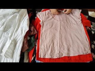 Лот 316. Женские кофты, блузки. Сток.