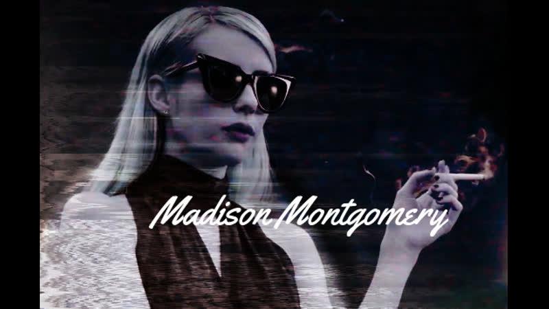 Madison Montgomery  Монро