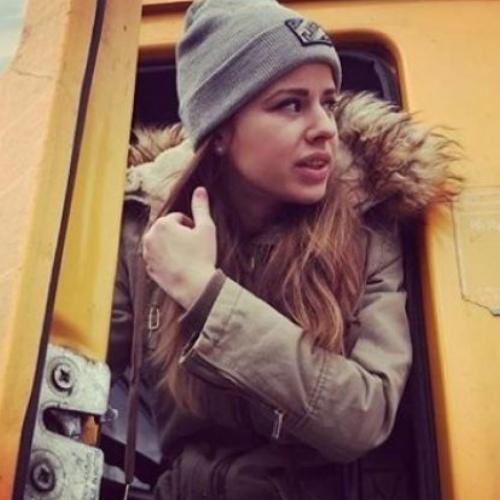 Таня и КАМАЗ. 23-летняя москвичка работает водителем большегруза