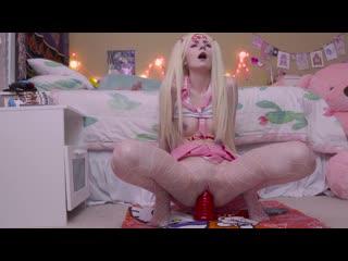 Tweetney ! little whore ! teen ! schoolgirl ! naughty ! feet ! tits ! fuck ! solo ! orgasm ! blonde !