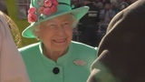 The Queen opens Bracknell's new Lexicon shopping centre