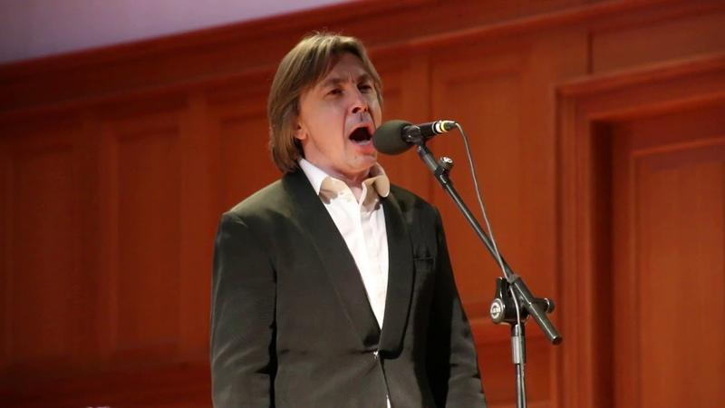 Игорь Балалаев - Ария Клода Фролло Ты гибель моя из мюзикла Собор Парижской Богоматери