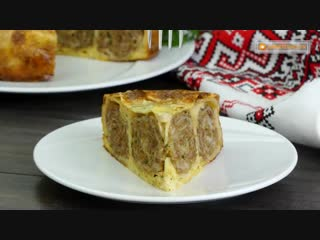 Рекомендуем попробовать этот пирог!!!! Готовить его несложно, именно поэтому такой пирог иногда называют