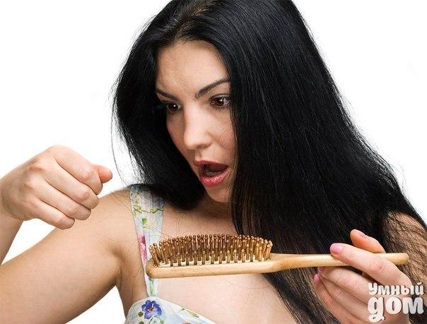 Как прекратить выпадение волос в домашних условиях