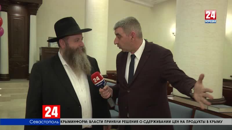 Премьер-министр Израиля может приехать на открытие синагоги в Севастополе. Как продвигается её возведение