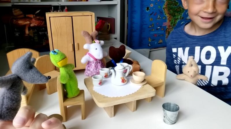 Пальчиковый театр. игрушки_добрюшки