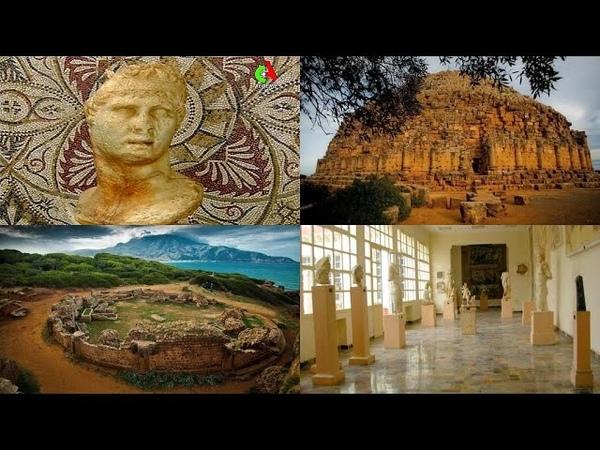 Destination Algérie Bienvenue à Cherchell l'antique Cesarea