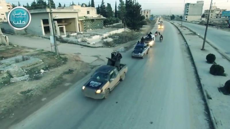 Video zeigt Einmarsch von Al Qaida in Aleppo