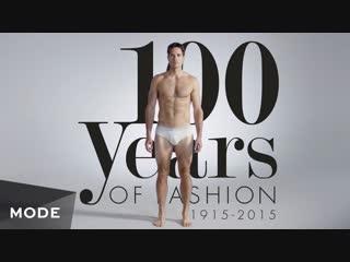 100 Years of Fashion - Men ★
