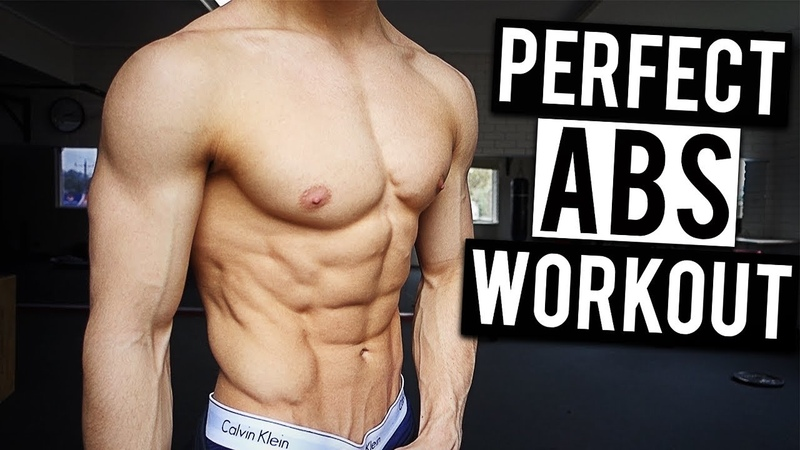 The Perfect Abs Workout | Shredded Sixpack Abs