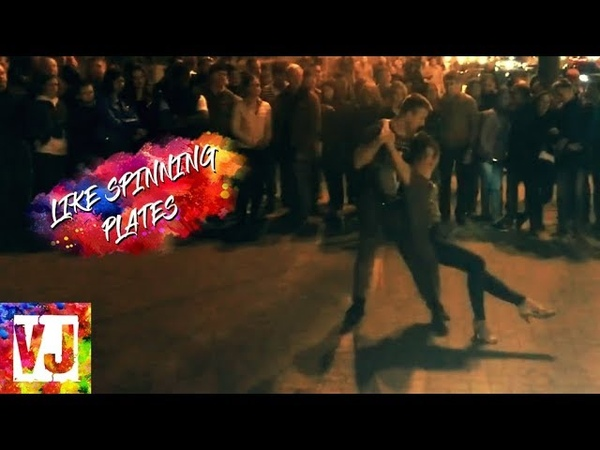 VJ social dance ► Neo Zouk ♫ Like spinning plates