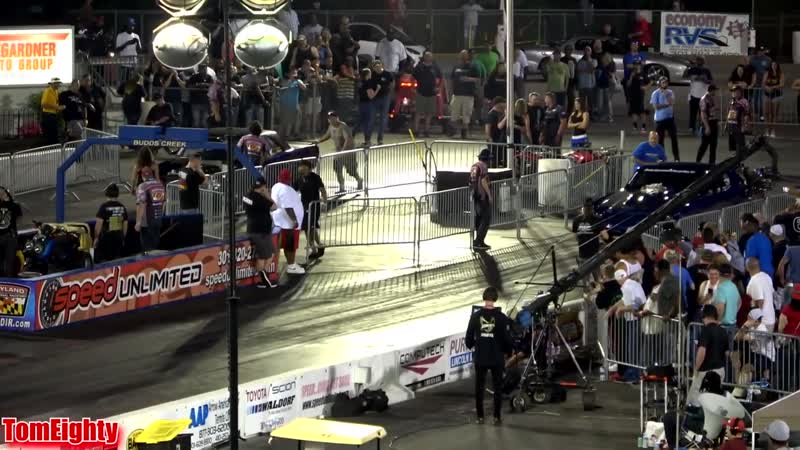 Street Outlaws No Prep Kings Grudge Racing Maryland