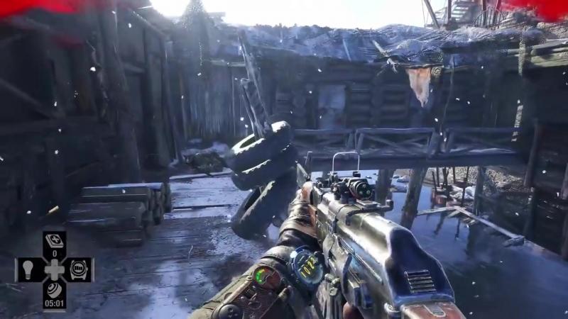 Metro Exodus -Gameplay Demo