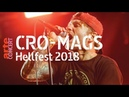 Cro mags live @ Hellfest 2018 Full Show HiRes ARTE Concert