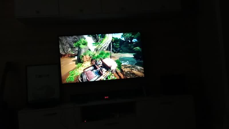 Баг в Uncharted 4
