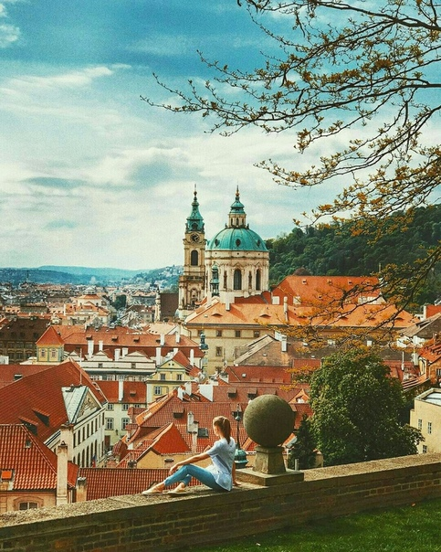 Тур в Прагу на неделю с завтраками за 14200 c человека