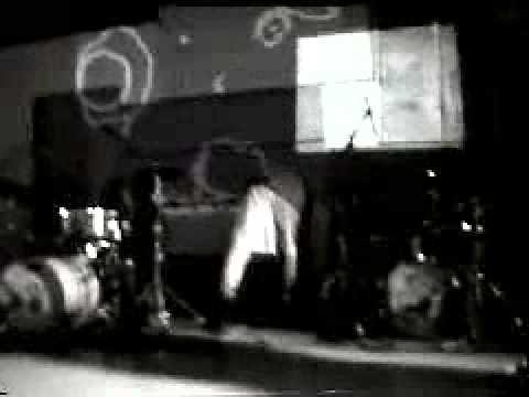 Thurston Moore, Han Bennink, Rik van Iersel and Terrie Ex (4) - live in Eindhoven, 2002