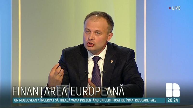 Preşedintele Parlamentului Andrian Candu vine la FABRIKA. Principalele declarații (LIVETEXT) PUBLIKA .MD - AICI SUNT ȘTIRILE