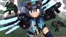 Wings of Salvation - A Minecraft Original Music Video ♪