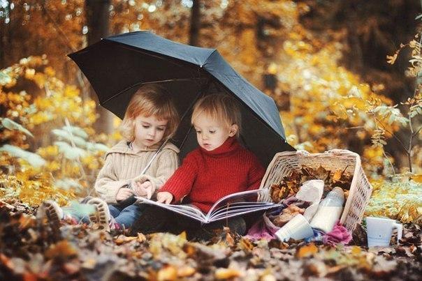 Счастье — это когда родные и очень