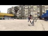 Williams Prez &amp Jorge Nazario Backwheell Session  BMX Flatland