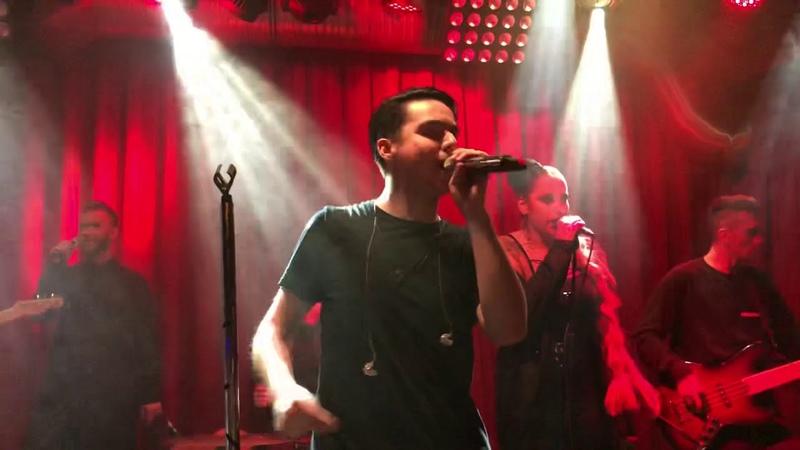 6 - MELOVIN- Privatclub- Berlin- encore- That's Your Role- Jazz Improvisation