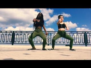 Lina_tarek - afrodance