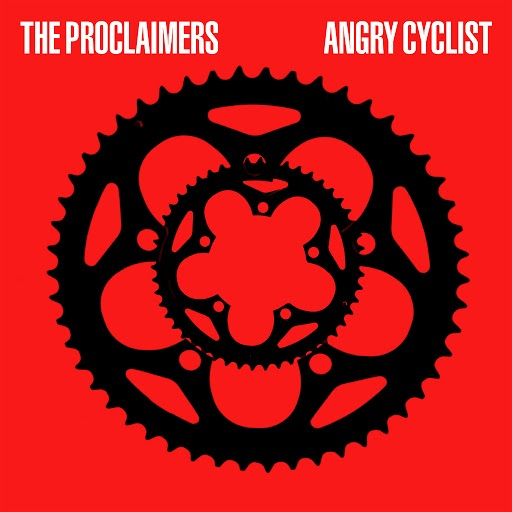 The Proclaimers альбом Angry Cyclist
