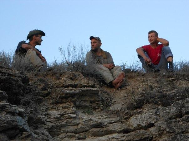Военно-археологическая экспедиция - Аджимушкай-2013 Yo242lc6Cpk