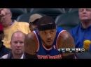2014.01.16 - Carmelo Anthony Full Highlights at Pacers - 28 Pts, 7 Reb