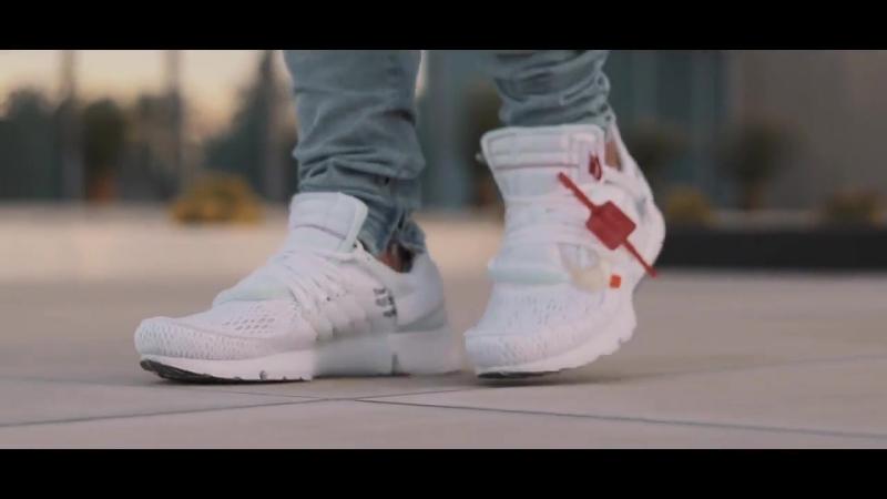 Off-White x Nike Air Presto White On-Feet