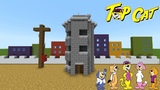 Minecraft How To Make Top Cats House