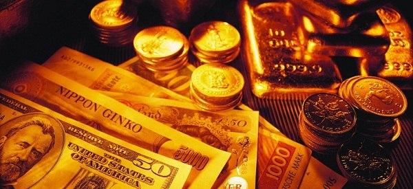 Котировки золота динамика
