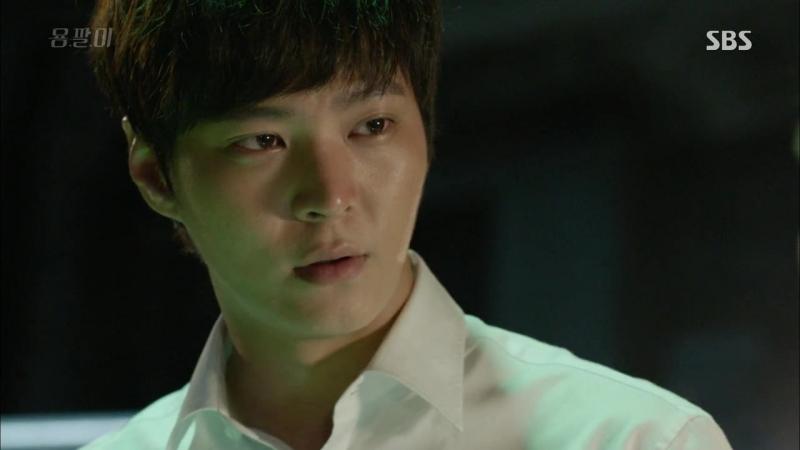 [GREEN TEA] Ён Паль: подпольный доктор / Yong-pal [12/18]