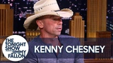 Kenny Chesney Caught a Punt to Get the New Orleans Saints Out of Practice