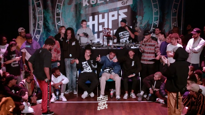 BALOO VS SAMO | TOP 8 HIPHOP | THE KULTURE OF HYPEHOPE | WATER EDITION 2019 S3