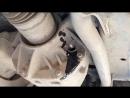 Range Rover Evoque Рендж Ровер Эвок замена масла в редукторе заднего моста