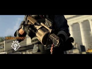 Tom Clancy's The Division 2 Endgame Trailer ¦ Ubisoft [NA]