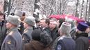 Открытие памятника атаману Платову в Москве