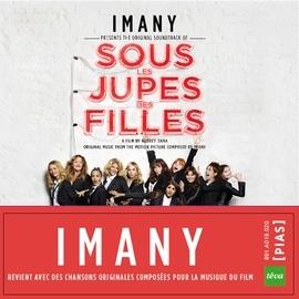 Imany альбом Sous Les Jupes Des Filles