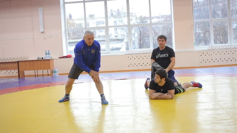 Мастер-класс М.Ф.Искандаряна 2 часть