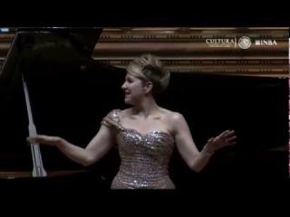 Joyce DiDonato - I love the piano