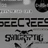 19/10 SEECREES (Россия) в Одессе! (CARDAN club)