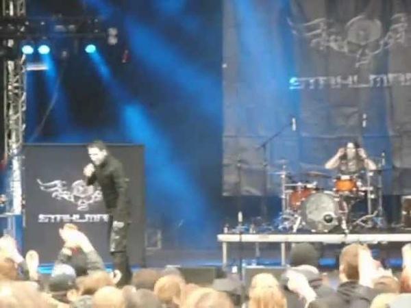 Stahlmann - Spring Nicht - Live @ Hexentanz 2013