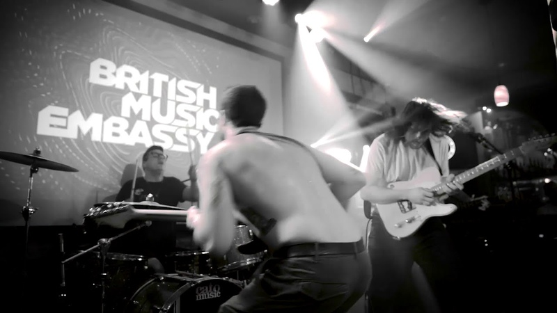 Idles - Love Song, Live at the British Music Embassy