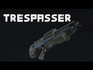 New QC Super Shotgun – Trespasser