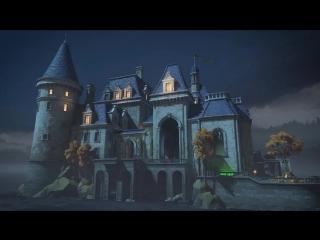 Ужасы на Хеллоуин снова в игре с 9 октября!!!