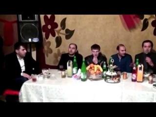 Popuri musiqili meyxana 2014 Turalın toyu (Rəşad, Vüqar, Orxan, Mirfərid, Ayaz)